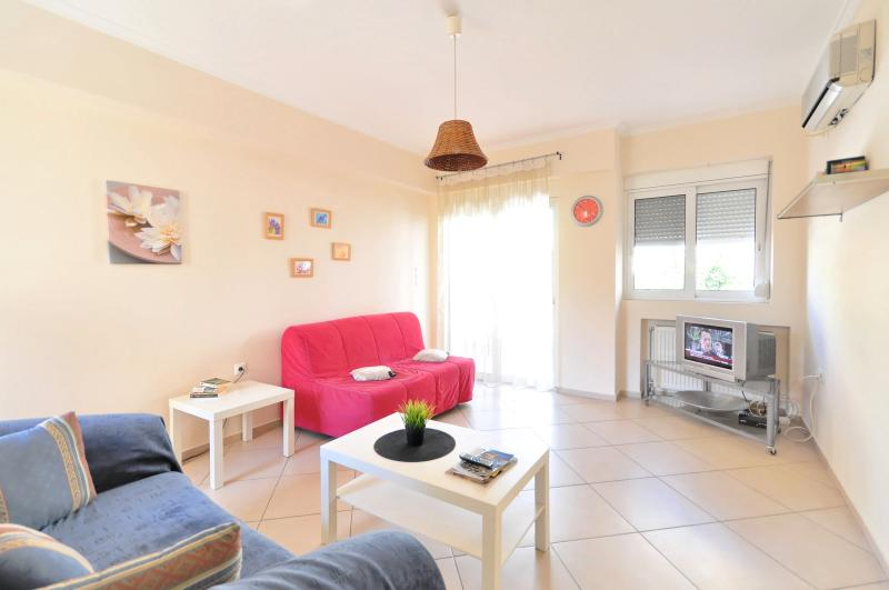 Living room - Brand new apartment only 10 min from ACROPOLIS. - Athens - rentals