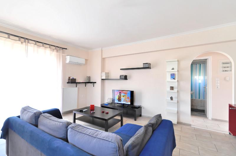 Brand new apartments in south Athens with beautiful view of all Athens - Image 1 - Athens - rentals
