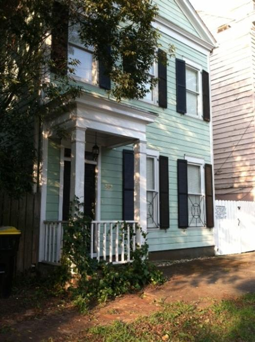 1006: Home Away from Home on McDonough - Image 1 - Savannah - rentals