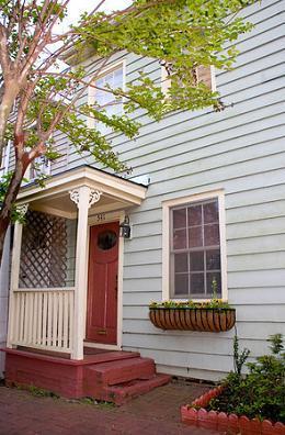 1033: Taylor Street A - Image 1 - Savannah - rentals