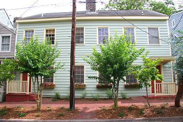 1032: Taylor Street Trio - Image 1 - Savannah - rentals