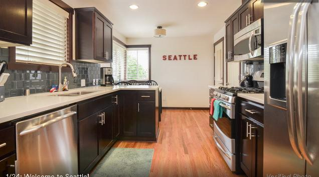 Welcome to Seattle! - Clean, Spacious, Seattle 3-bedroom! - Seattle - rentals