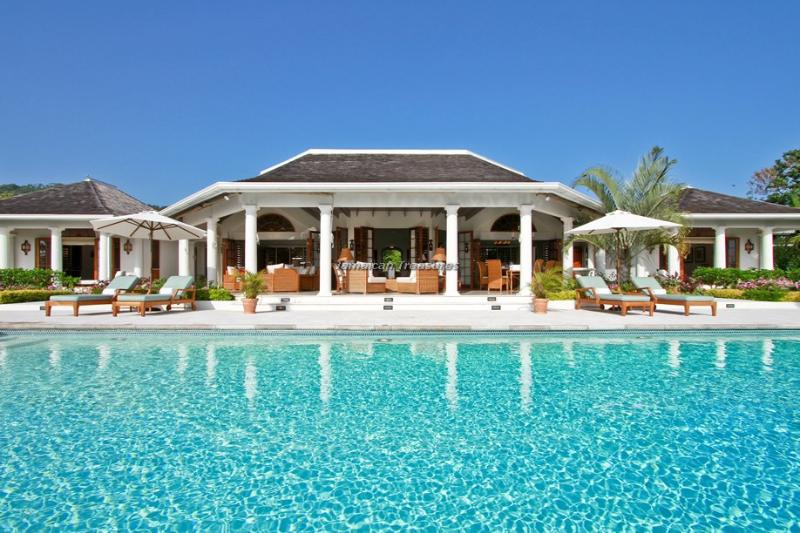 Bougainvillea House, Tryall, Montego Bay 5BR - Image 1 - Hope Well - rentals