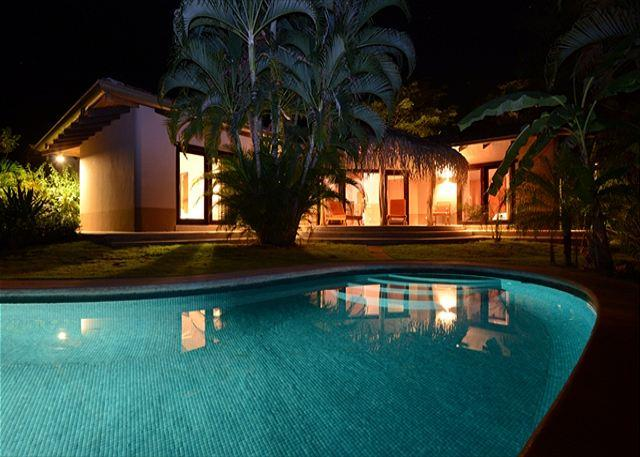 Private Pool - Private hidden villas in Langosta Beach - Tamarindo - rentals