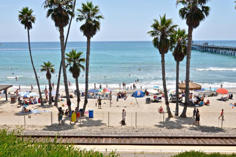 Just one block to San Clemente Beach - March $99/night! Pier bowl condo, 1 block to beach - San Clemente - rentals