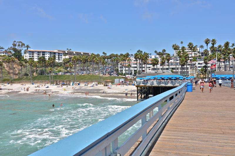World famous San Clemente pier and beach - Huge yard, hot tub, minutes to San Clemente beach! - San Clemente - rentals