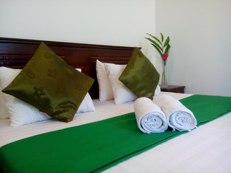 Fully Furnished Double Bed Room with A/C - Villa Seven - Make Yourself at Home - Panadura - rentals