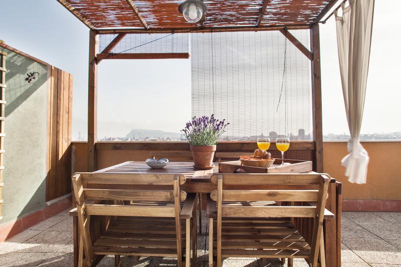 Marina Sunny Terrace - Image 1 - Barcelona - rentals