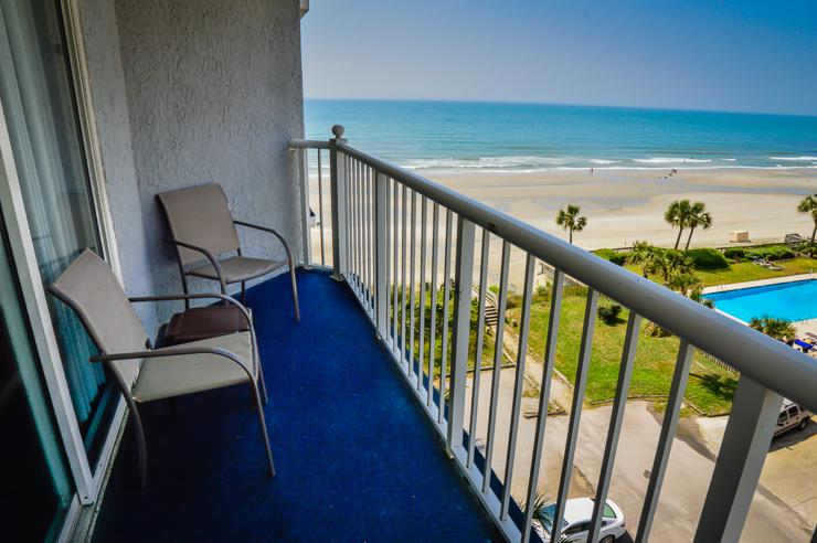 Great views from private balcony - Pools/lazy river/more!!! Sea Watch 602 2BR condo! - Myrtle Beach - rentals