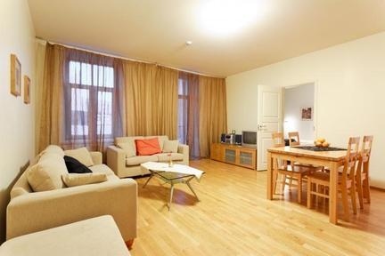 Cozy and quiet 1-bedroom apartment - 1717 - Image 1 - Tallinn - rentals