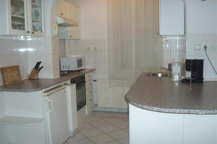 Top floor 2 bedroom classical apartment with balcony - 3196 - Image 1 - Budapest - rentals
