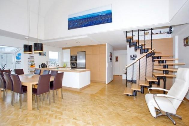 A Downtown Penthouse Apartment Beside the City Hall - 6054 - Image 1 - Reykjavik - rentals