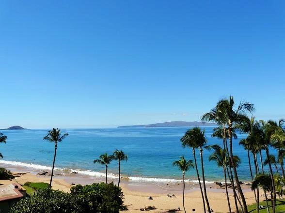 Mana Kai Maui Resort 2 Bedroom Ocean View 614C - Mana Kai Maui Resort 2 Bedroom Ocean View 614C - Kihei - rentals