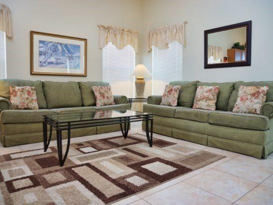 5 Bed 3 Bath Pool Home With 2 Master Suites. 706LB - Image 1 - Four Corners - rentals