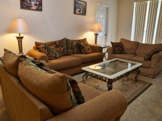 Beautiful 5 Bedroom 4 Bath in Sunset Ridge Gated Community. 217SL - Image 1 - Orlando - rentals