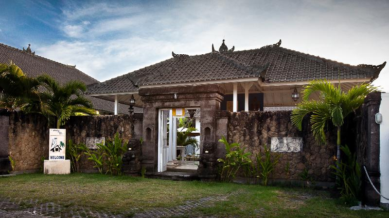 Front gate - 6 suite B&B in Sanur,Starling Villas Bali - Sanur - rentals