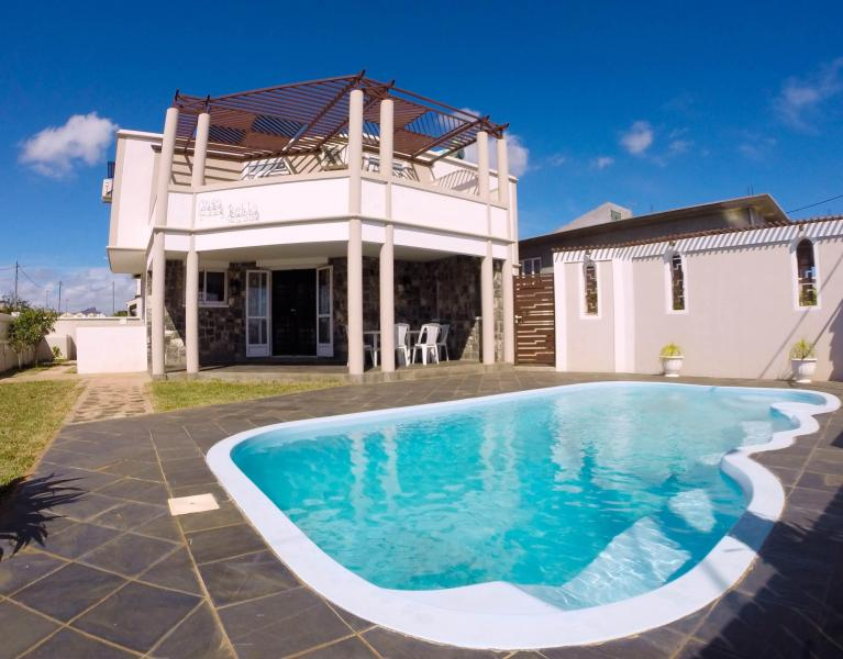 Casa Bella is the perfect base from where you can explore the treasures of Mauritius. - Casa Bella - Villa with Private Pool - Pointe Aux Sables - rentals