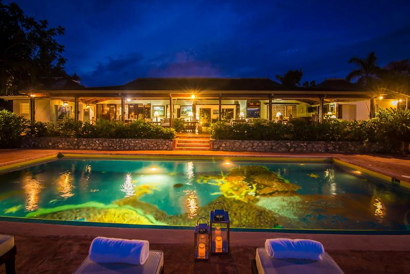 KNOCKANDO on ROUND HILL is beloved by families for its thoughtfully-planned layout that has created privacy and proximity in one beautiful villa. - Knockando on Round Hill - Montego Bay - rentals