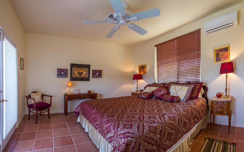 Palo Verde Guest Room - Palo Verde Guest - Turtle Back Mesa B&B - Indio - rentals