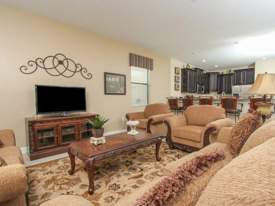 8 Bed 5 Bath Pool Home In ChampionsGate Golf Resort. 1419WW - Image 1 - Orlando - rentals