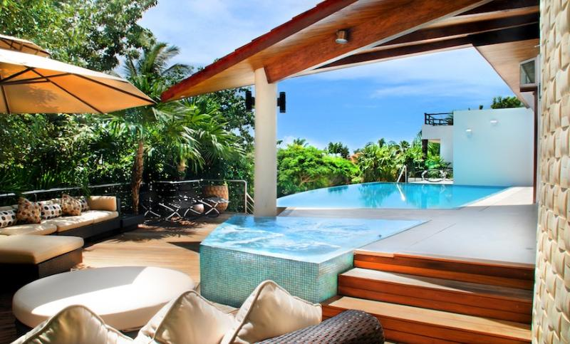 Kite House - State of the Art Luxury Villa Walking Distance to Town with Chef! - Image 1 - Playa del Carmen - rentals