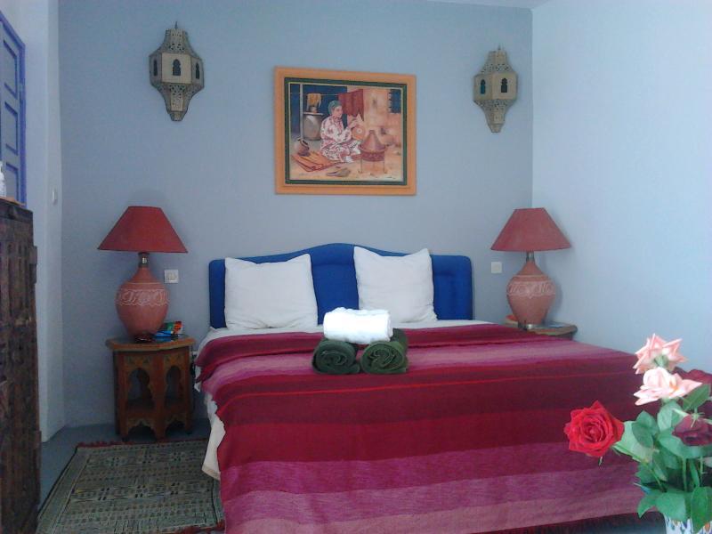 Chambre dans un Riad de charme - Image 1 - Essaouira - rentals