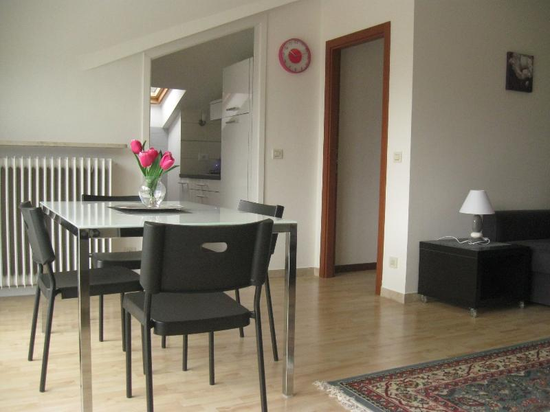 living room - PANORAMA: quiet 200mt. from lake with parking - Riva Del Garda - rentals