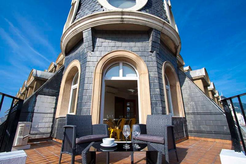 Palace III - Image 1 - San Sebastian - rentals