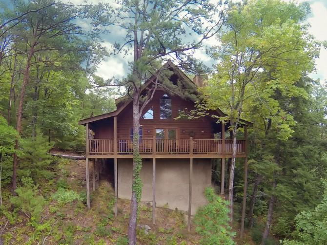 Moonshadow - Image 1 - Sevierville - rentals