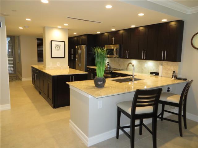 Kitchen - Som 510 - Somerset - Marco Island - rentals