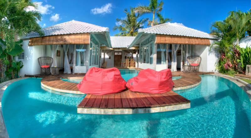 Villa Laksmana - Tropical 2 Bedrooms Pool Villa - Image 1 - Seminyak - rentals