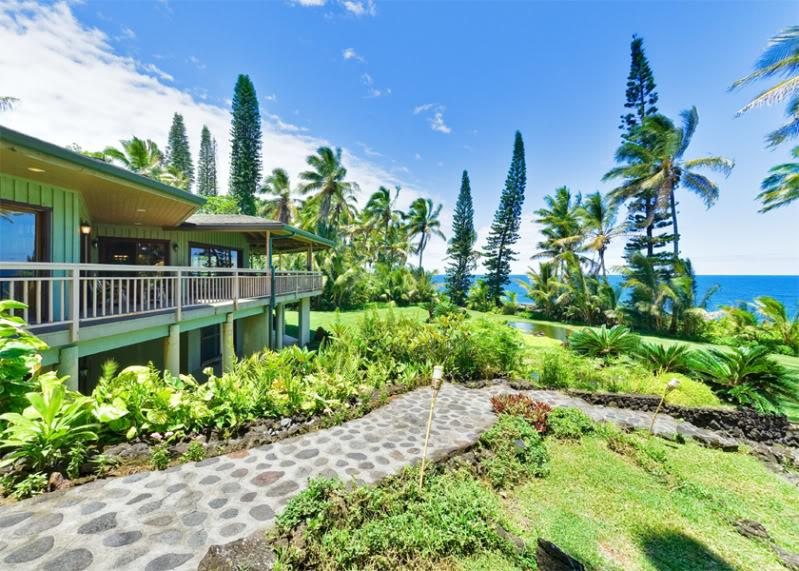 Hale Kakahi - Hale Kakahi Oceanfront 3BR on 3 Acres - Million Dollar View, Affordable Rate - Pahoa - rentals