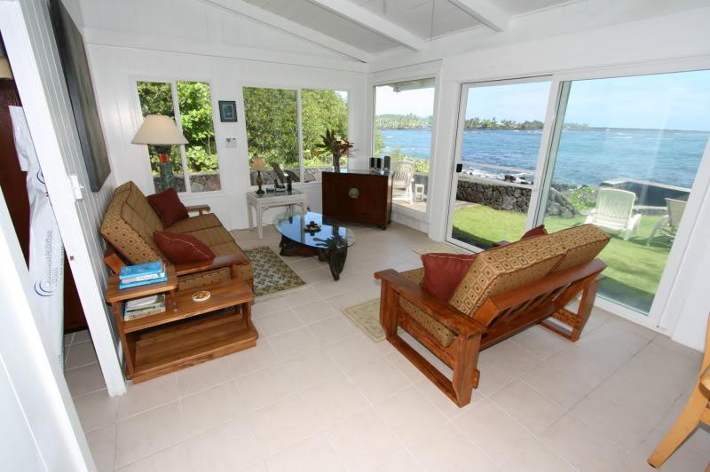 Sunrise House at Kapoho Beach - Sunrise House at Kapoho Beach - Pahoa - rentals