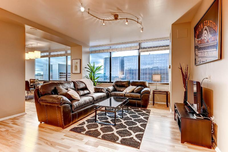*AMAZING Penthouse* Atop the Ritz Carlton Downtown - Image 1 - Denver - rentals