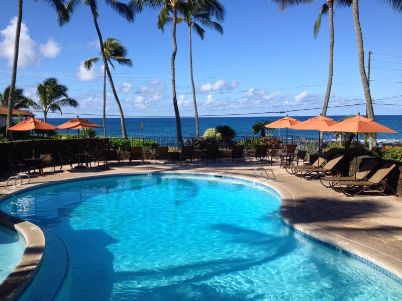 Beautiful Pool at Nihi Kai - Nihi Kai #802  Inquire about Aug - Oct Specials - Poipu - rentals