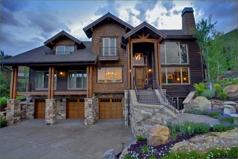 Beautiful Mountain Home with Wonderful Views of Deer Valley - Ultimate Deer Valley Rental - Park City - rentals