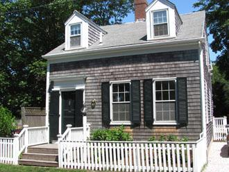85 North Liberty Street - Image 1 - Nantucket - rentals