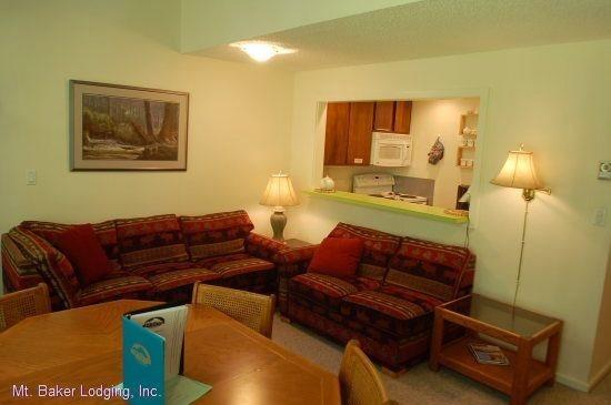 38SW - 38SW Deluxe Townhouse Style Condo at Mt. Baker - Glacier - rentals