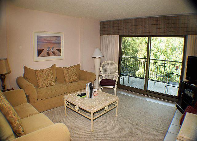 Ocean One 422 - Oceanside 4th Floor Condo - Image 1 - Hilton Head - rentals