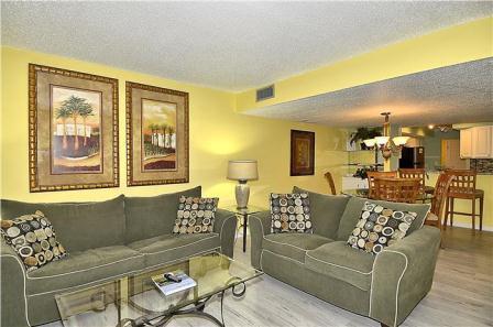 124 Ocean One - O124 - Image 1 - Hilton Head - rentals