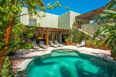 Villa Luna Nueva in Exclusive Gated Community with Private Pool, Hot Tub and Staff - Image 1 - Cabo San Lucas - rentals