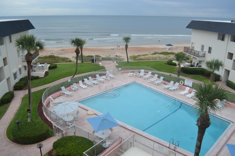 Community pool - Ormond Ocean Club North - Ormond Beach - rentals