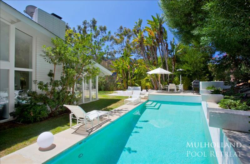 Mulholland Pool Retreat - Image 1 - Los Angeles - rentals