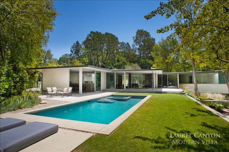 Laurel Canyon Modern Villa - Image 1 - Los Angeles - rentals