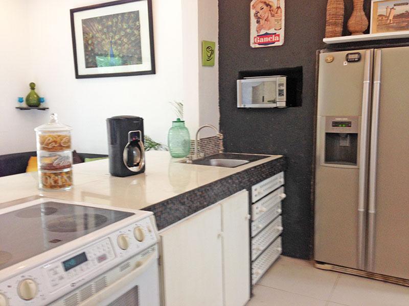 New Center Location 2 br condo in 2 levels , - Image 1 - Puerto Morelos - rentals