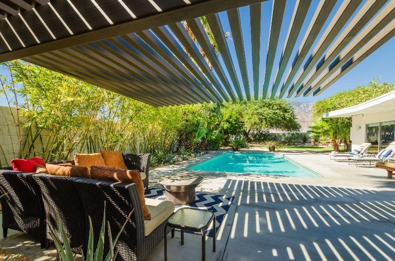 Poolside Relaxation - Tres Palmas - Palm Springs - rentals