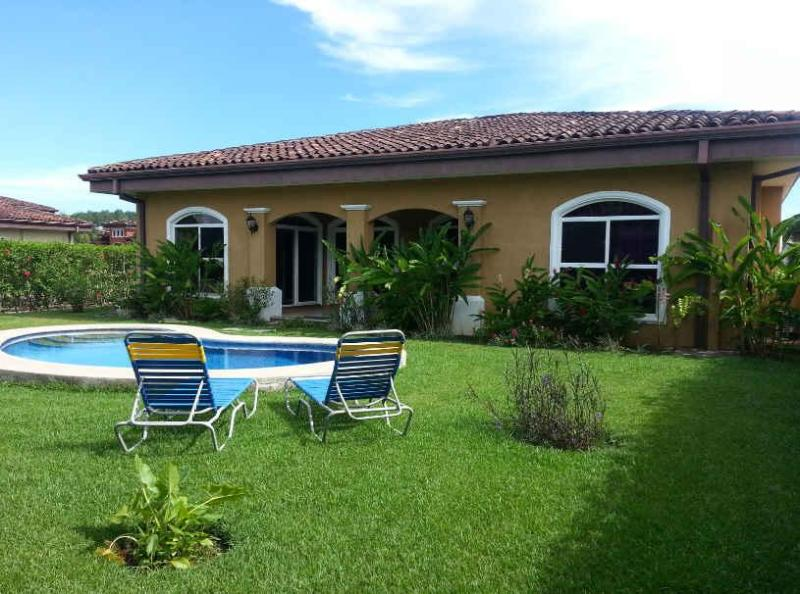 A typical EcoVida Vacation Rental home - EcoVida Vacation Homes at Playa Bejuco with Pool - Playa Bejuco - rentals