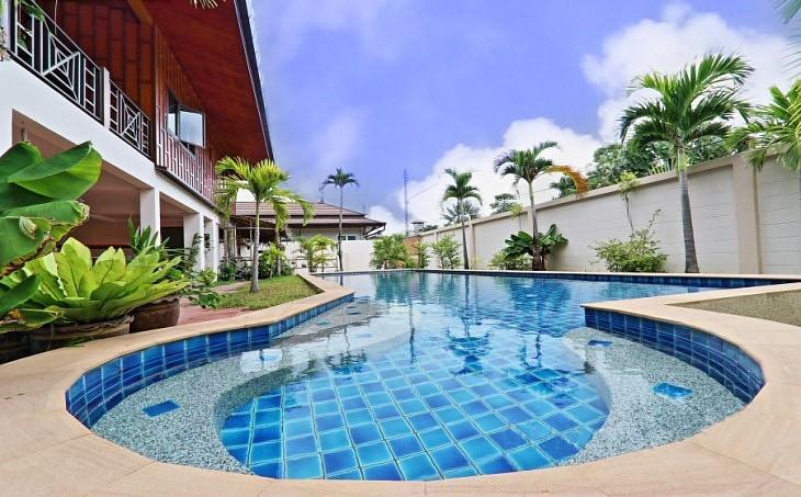 RAWAI Wooden House 4 Bedrooms Pool - Image 1 - Rawai - rentals