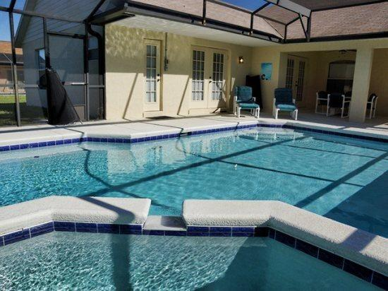 Affordable 4 Bedroom 3 Bathroom Pool Home in Clermont. 16233EH - Image 1 - Orlando - rentals