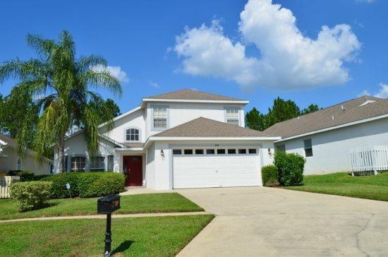 4 Bedroom 3 Bathroom Home in Highlands Reserve - 4 Bedroom 2.5 Bathroom Villa in Golfing Community - Orlando - rentals
